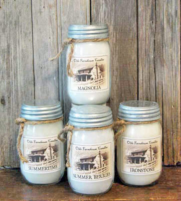 Olde Farmhouse Candles